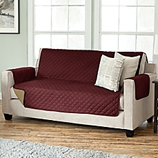 sofa cover image of kaylee collection reversible sofa-size furniture protectors FYBAUYN