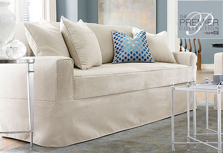 Sofa slipcovers: a must have for your sofa