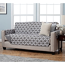 sofa slipcover image of adalyn collection reversible sofa-size furniture protectors LUNKSSO