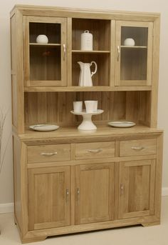 solid oak furniture bevel natural solid oak large dresser CPTUEHZ
