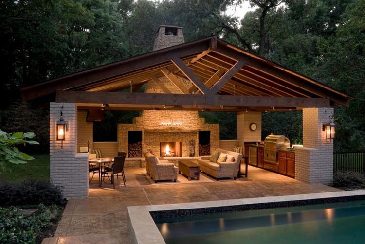 spectacular outdoor living spaces (25 photos) SFWOZLD