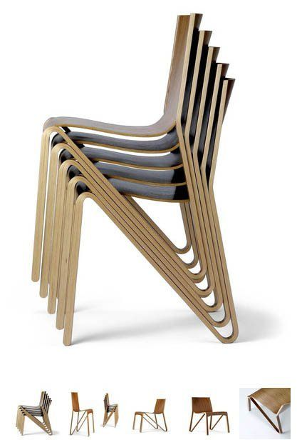 stackable chairs zesty: light u0026 stackable chair by o4i JTAFKEB