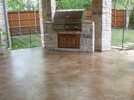 stained concrete patio take a look at this patio concrete stain - solcrete.com IYLATJB