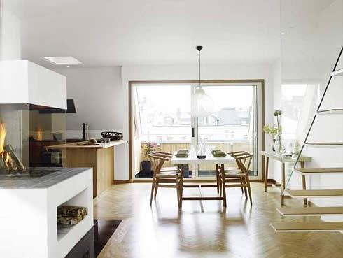stairway to heaven : designer home - freshome.com THADSXI