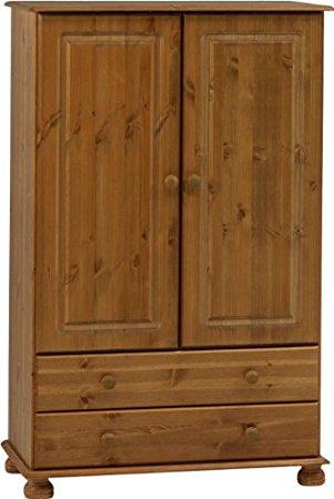 steens richmond combi pine wardrobe QMRVVFU