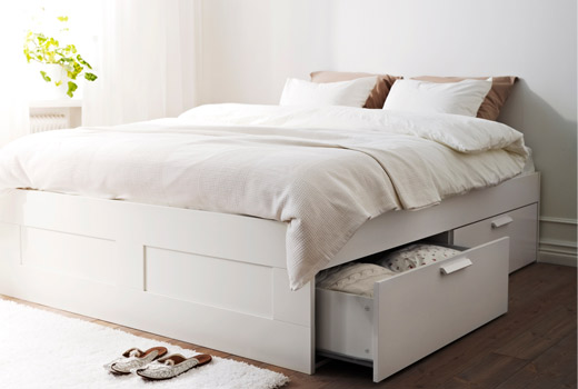 Get some designer platform storage beds for your bedrooms