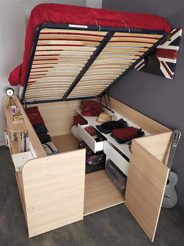 storage beds try this diy platform storage bed from u0027diva of diyu0027. it has a TRYTWMB