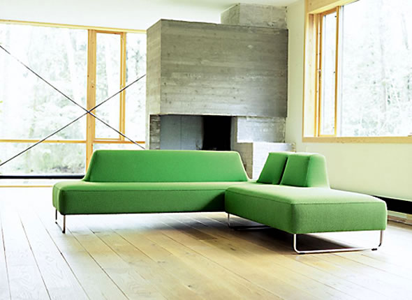 swedish furniture designers: contemporary scandinavian furniture design ugo  green home interior OUOUVJU