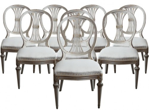 swedish furniture gustavian ... NPLZVVA