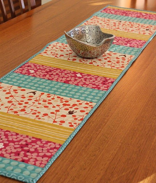 Table runners- make any table flawless