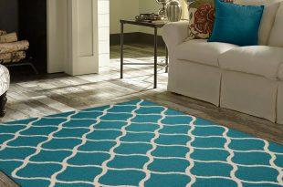 teal rug mainstays sheridan area rug or runner VFINEFD