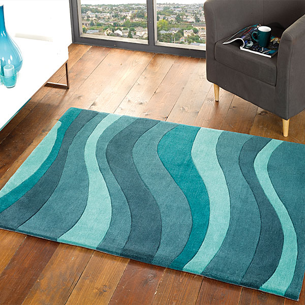 teal rugs with variations make your place cool - goodworksfurniture DLAJWCB