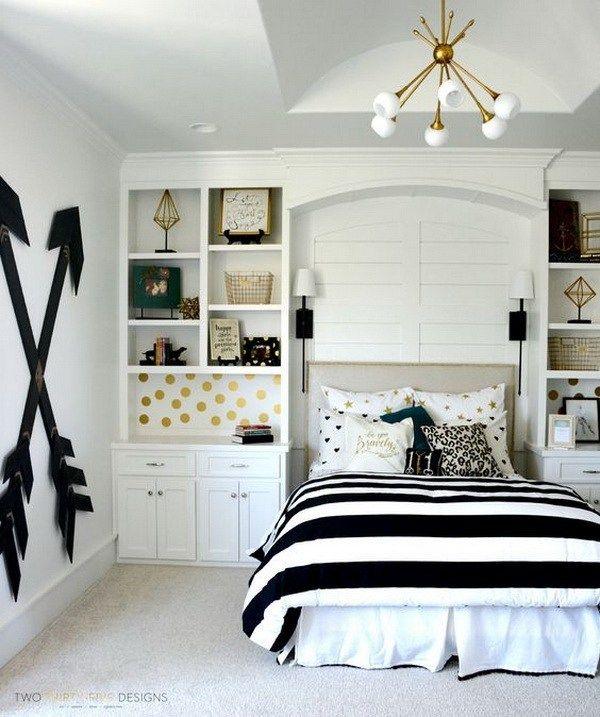 teen girl bedroom ideas 40+ beautiful teenage girlsu0027 bedroom designs SGCYQMZ