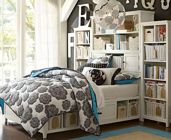 teen girl bedroom ideas ... idea view ... WHGLEVT