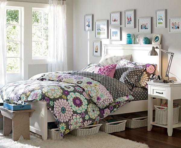 teen girl bedroom ideas ... wall unit view ... JHOTOQH