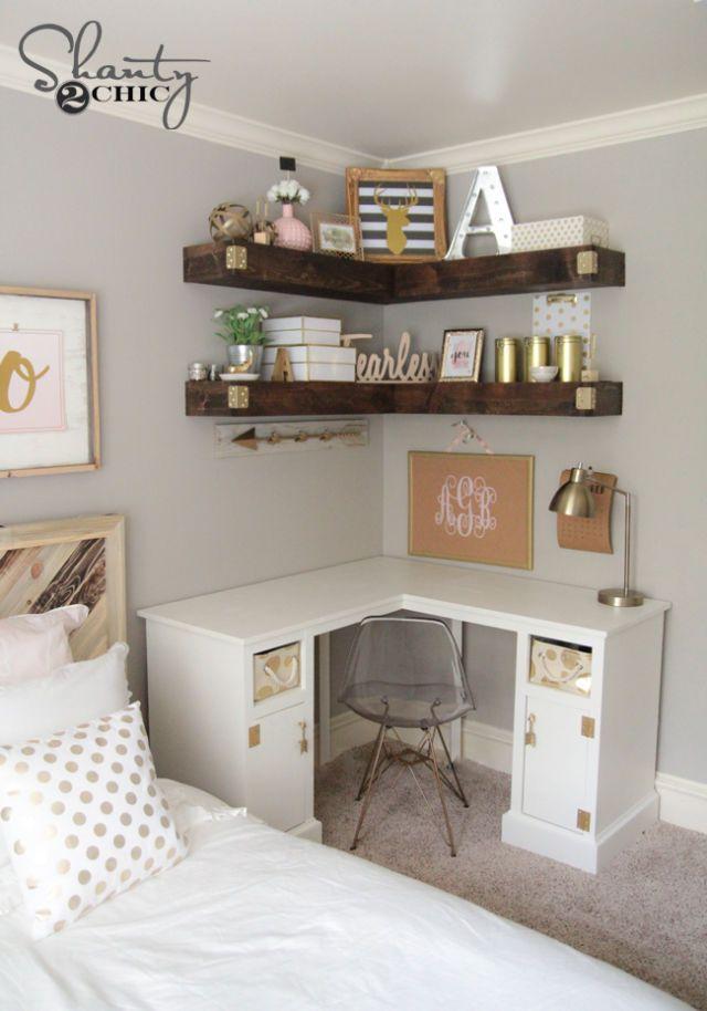 teenage bedroom ideas 10 brilliant storage tricks for a small bedroom NKOZRYU