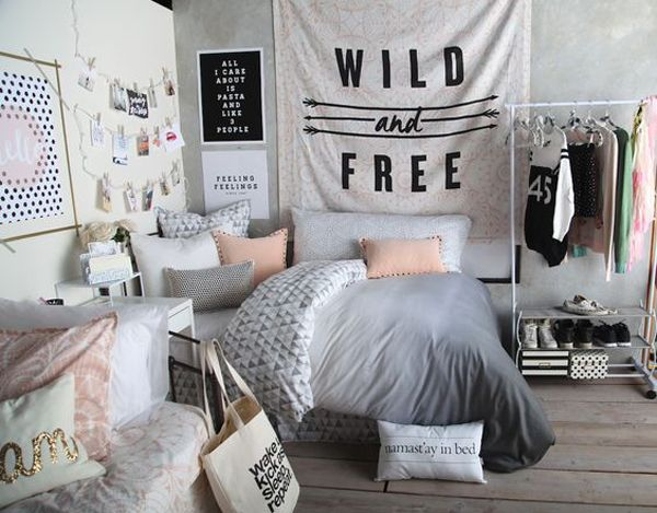 teenage bedroom ideas black and white bedroom ideas for teens | posts related to ten black VHKBVFL