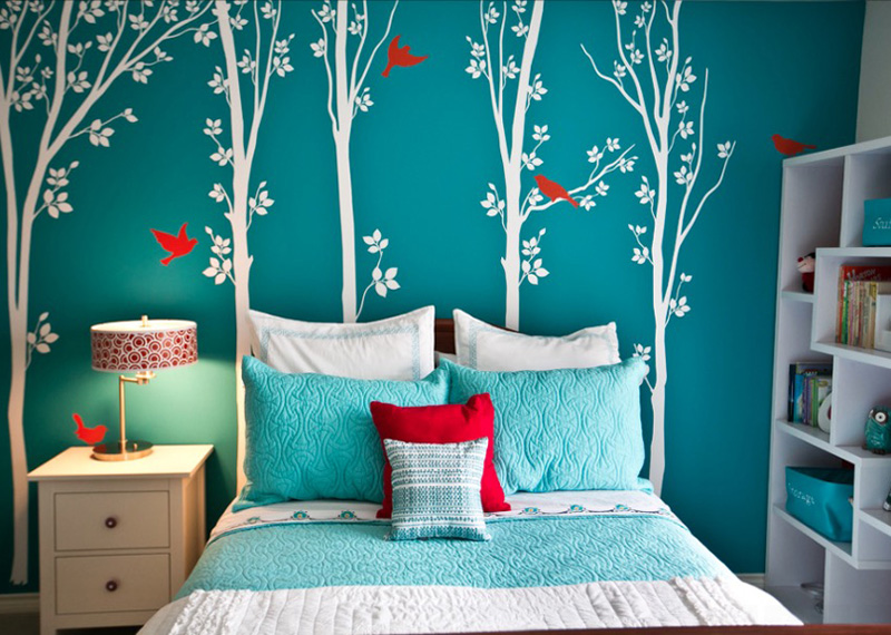 teenage bedroom ideas collect this idea wall decals. collect this idea teen bedroom ... YZPSFRI