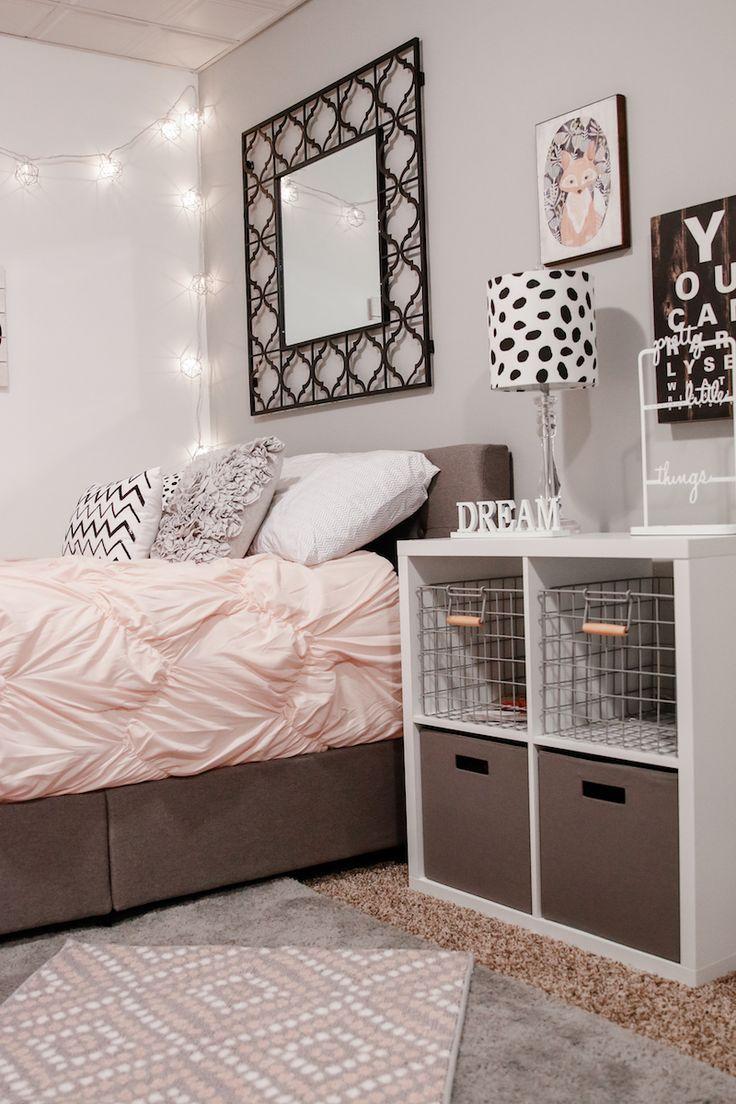 teenage bedroom ideas teen girl bedroom ideas and decor YUURJPV