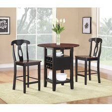 therrien atwood 3 piece dining set YYGKDCF