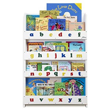 this item the original wooden front-facing kids bookcase and book display  with VPJACDJ
