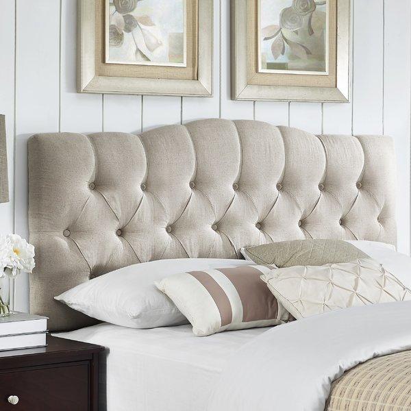 three posts cleveland upholstered panel headboard u0026 reviews | wayfair KXCYTXX