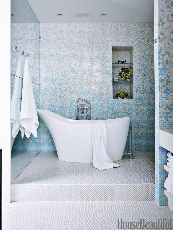 tile bathroom 45 bathroom tile design ideas - tile backsplash and floor designs for NONRZZD