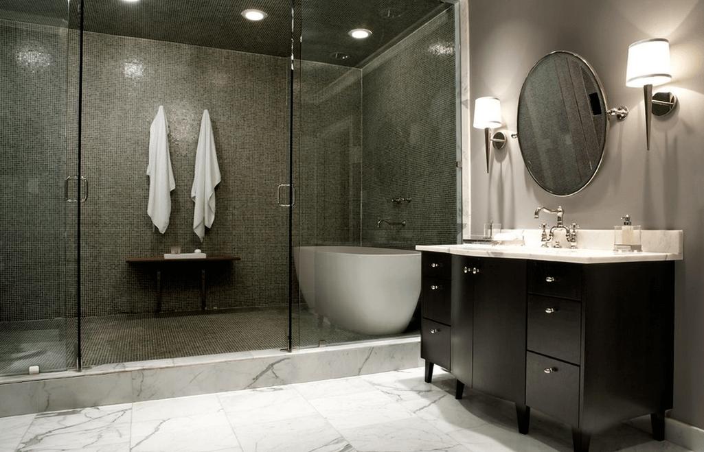 tile bathroom bathroom tile ideas to inspire you - freshome.com QTFECYK
