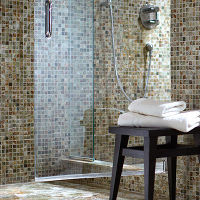 tile bathroom mosaic YKMRGYQ
