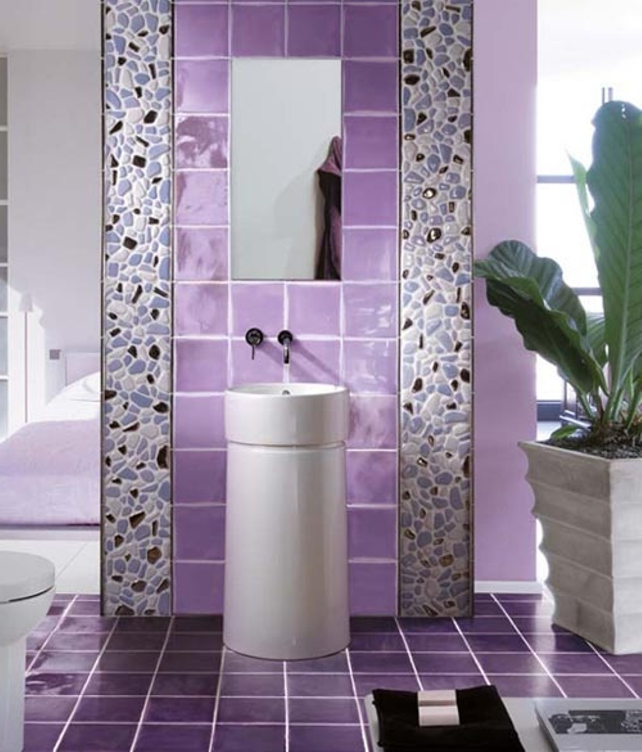 tiles for bathroom. DTHSONS