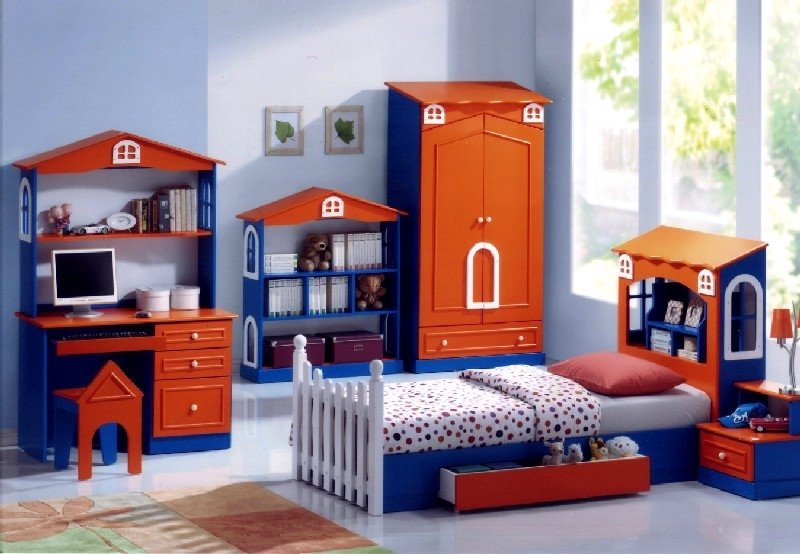 Create a beautiful world with your toddler bedroom sets decorating style
