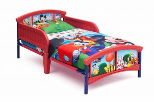 toddler beds disney mickey mouse plastic toddler bed - walmart.com CGUSFHA