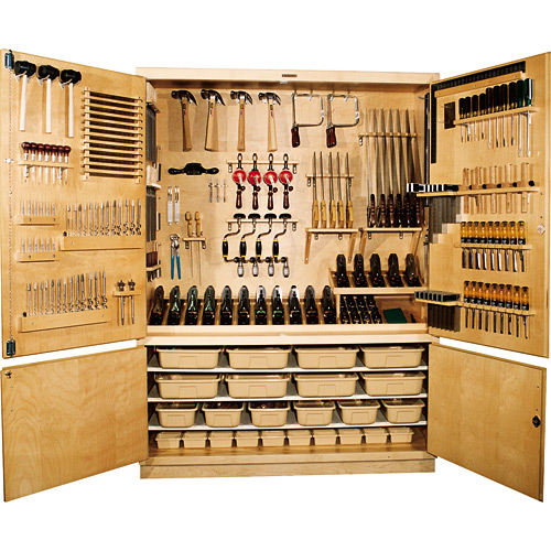 tool storage. i would love to get some unused armoire and turn it BDJQCUT