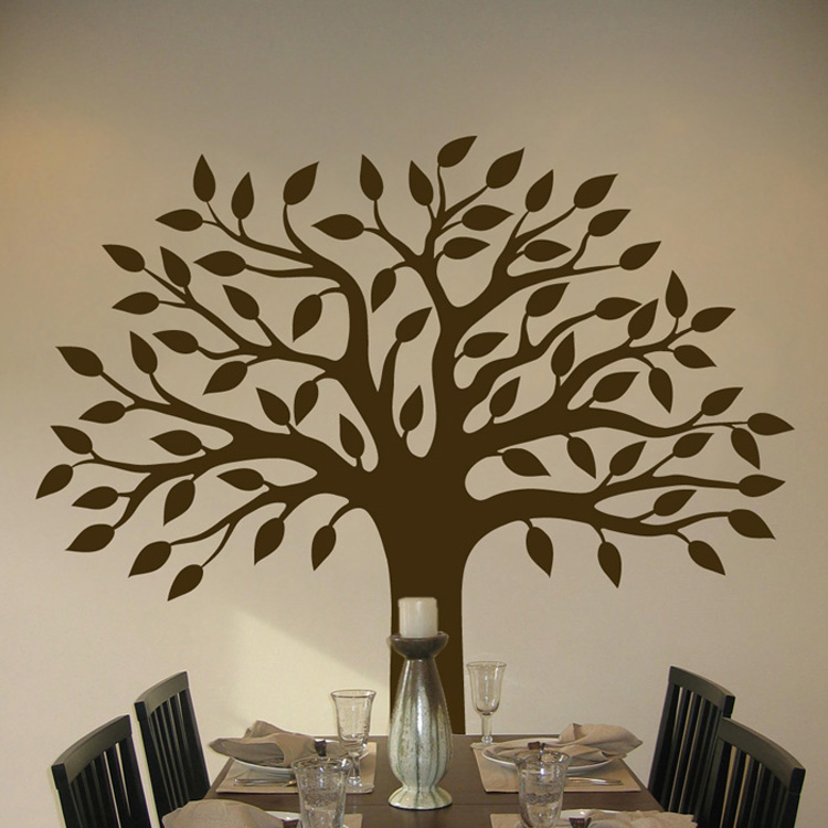 Decorate your room with attractive tree wall decals