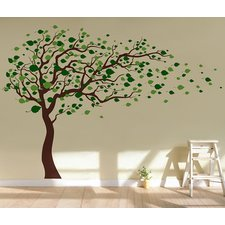 tree wall decals trees and flower wall decals youu0027ll love | wayfair JUQSZLR
