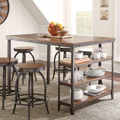 trent austin design winston counter height dining table YRNLHZX