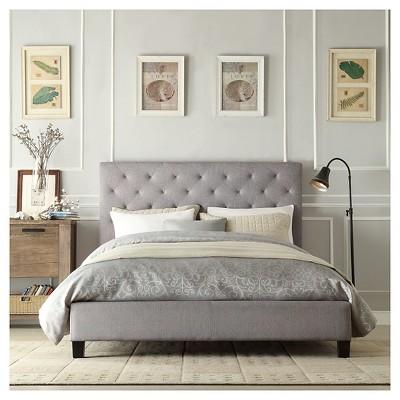 tufted bed $399.49 ... EZZEZOD