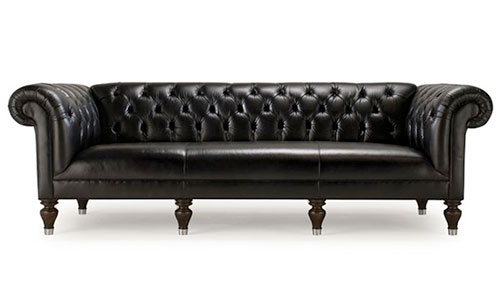 tufted leather sofa chester leather xl sofa 10 of 13 PQBIORZ