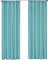 turquoise curtains eclipse kendall blackout turquoise curtain panel, 84 in. length BUSVYUY