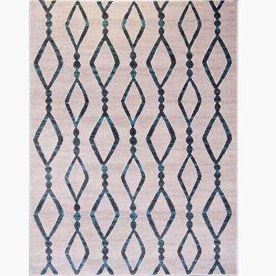 turquoise rug bazaar diamond jewel turquoise 5 ft. 2 in. x 7 ft. 2 in OXITWGV