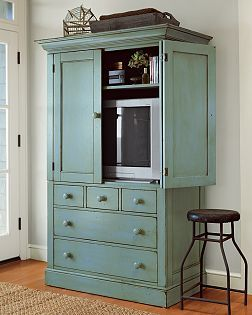 tv armoire hhhhmmmm im thinking this will possibly be what my new old chifferobe will FDFXTHT