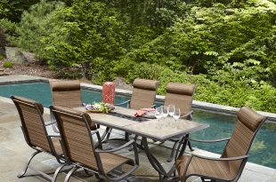 ty pennington style palmetto 7 piece patio dining set - sears ZNBVLLC