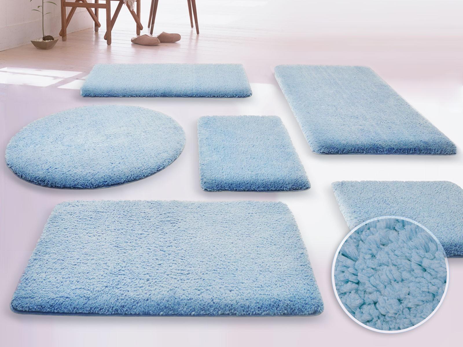 Bathroom rugs for decor