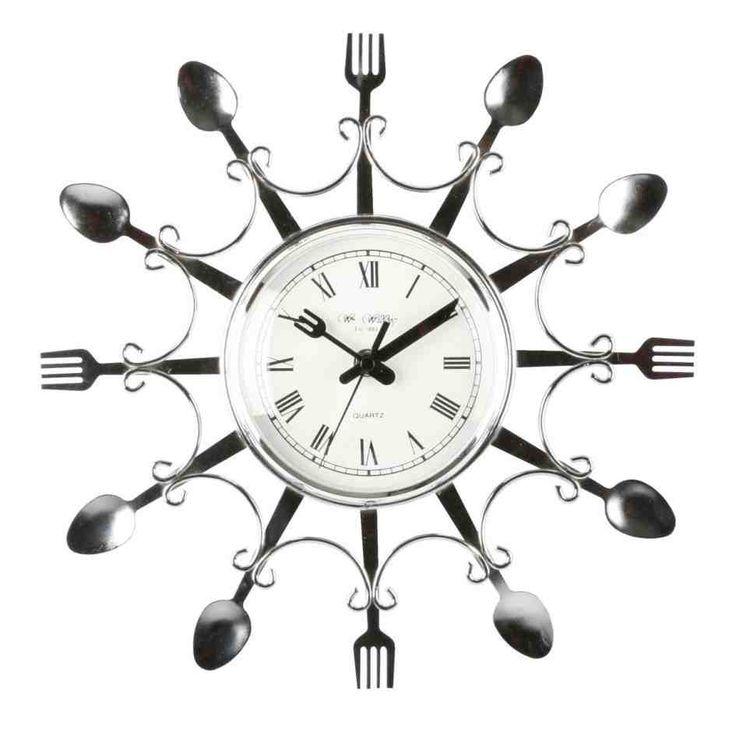 unique kitchen wall clocks GUILSDW