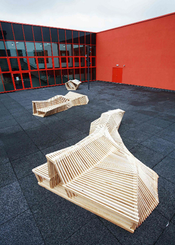 urban furniture collect this idea IMTHSTG