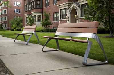 urban furniture via landscapeforms.com ALWEIHM