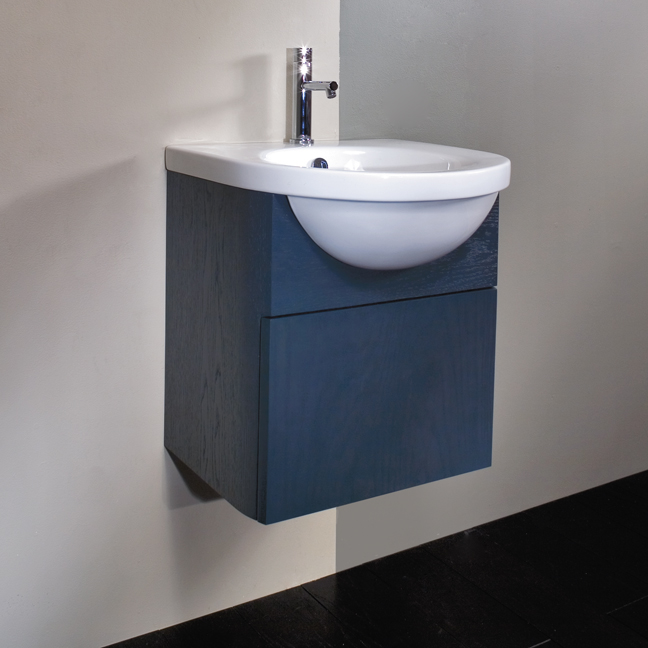 vanity sinks lacava sc010 open space porcelain vanity top with an overflow KESFQZQ