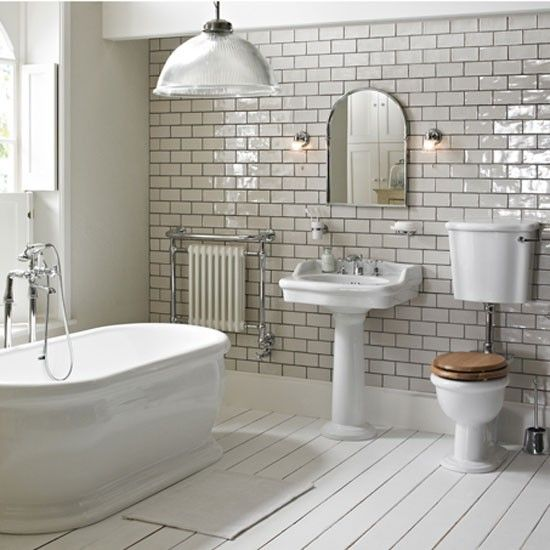 Victorian bathrooms: design it perfectly