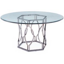 viggo round glass dining table MKYPUFG