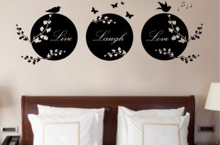 vinyl wall art types of wall art stickers to beautify the room 187 inoutinterior wall art VLRSWZP